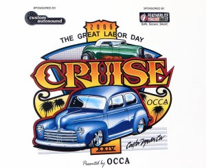 2006 Great Labor Day Curise Logo
